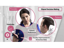 Data-Driven Visual Consent will aid in shared decision making by allowing patients to take an active role in treatment planning.